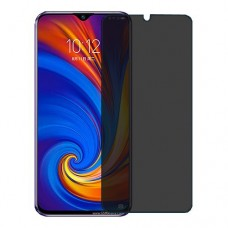 Lenovo Z5s Screen Protector Hydrogel Privacy (Silicone) One Unit Screen Mobile