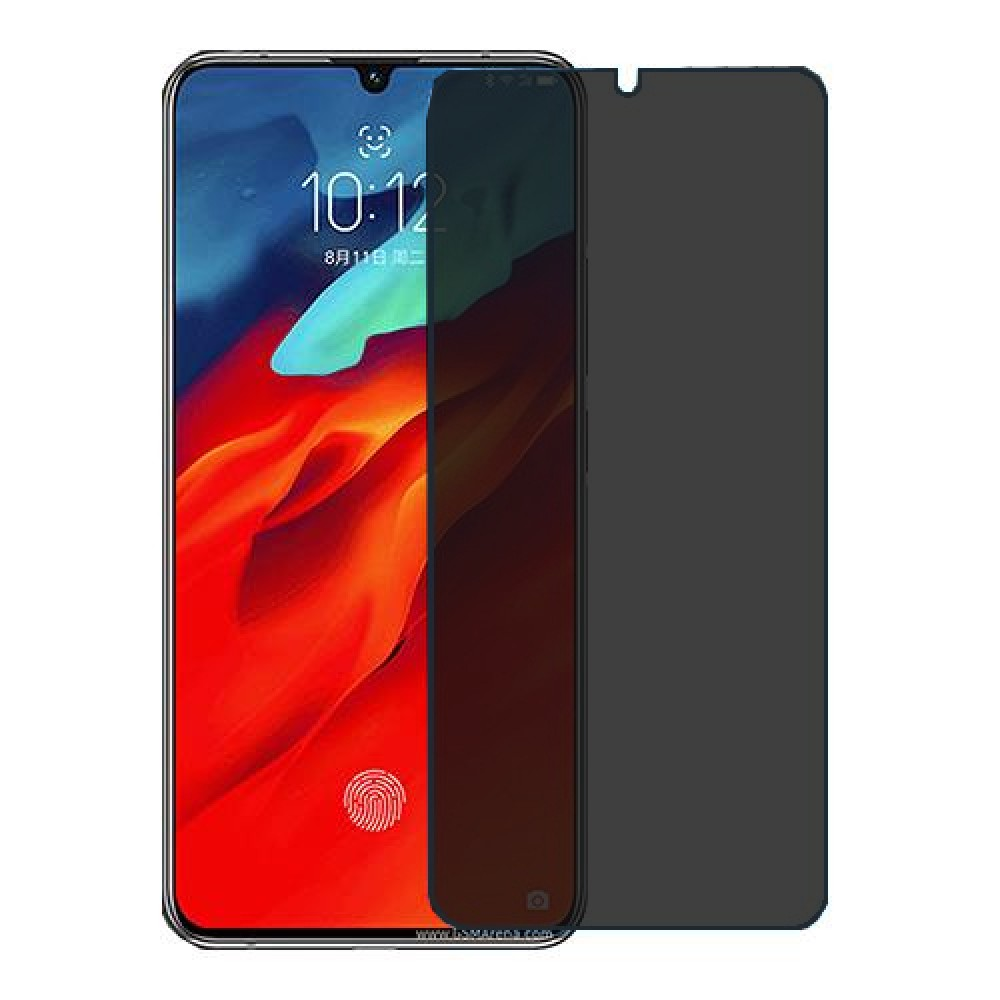 Lenovo Z6 Pro 5G Screen Protector Hydrogel Privacy (Silicone) One Unit Screen Mobile