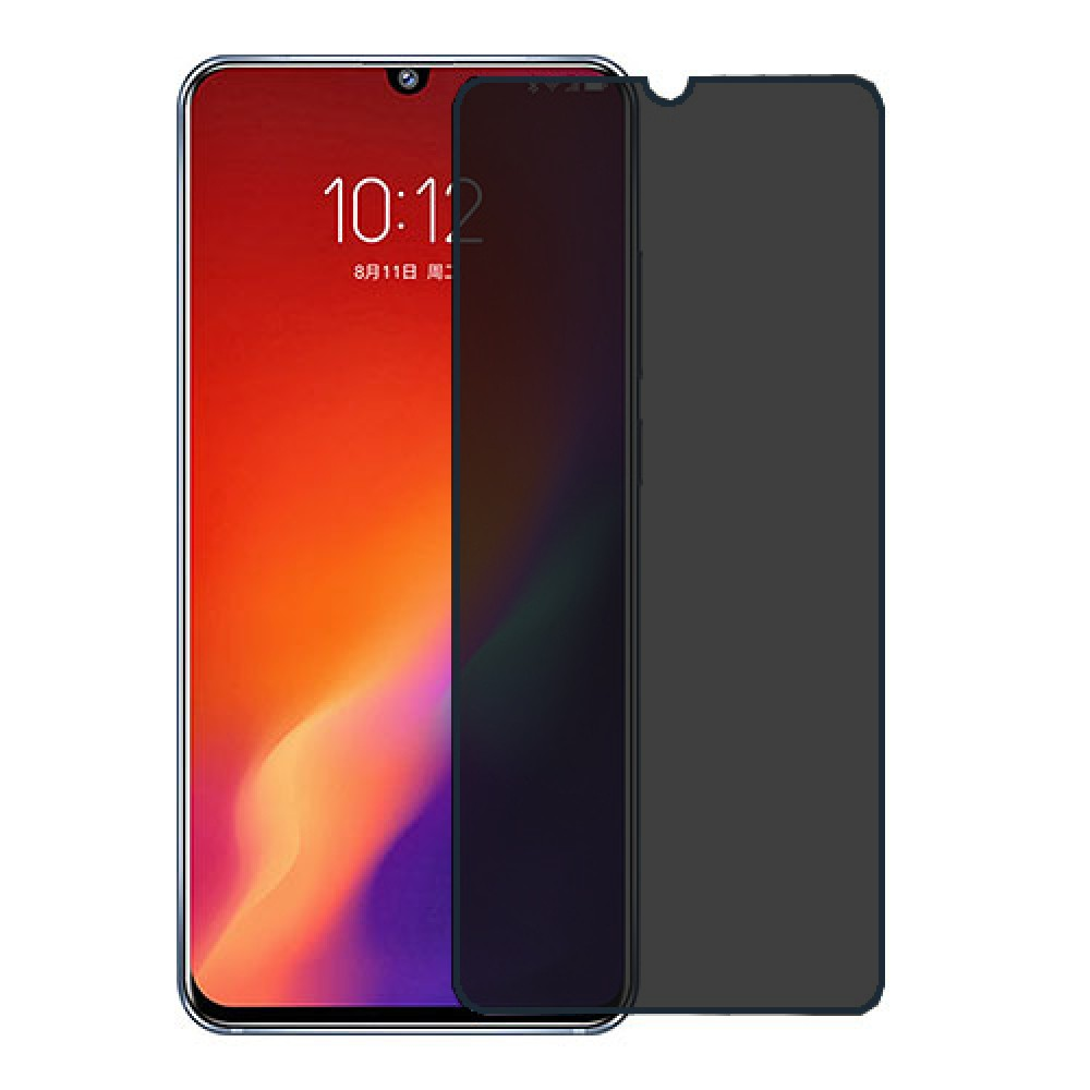 Lenovo Z6 Screen Protector Hydrogel Privacy (Silicone) One Unit Screen Mobile