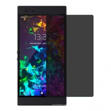 Razer Phone 2 Screen Protector Hydrogel Privacy (Silicone) One Unit Screen Mobile