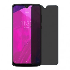 T-Mobile Revvlry+ Screen Protector Hydrogel Privacy (Silicone) One Unit Screen Mobile