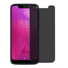 T-Mobile Revvlry Screen Protector Hydrogel Privacy (Silicone) One Unit Screen Mobile