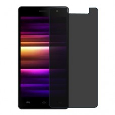 XOLO Era 4G Screen Protector Hydrogel Privacy (Silicone) One Unit Screen Mobile