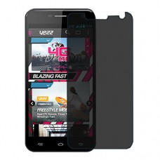 Yezz Andy 5M LTE Screen Protector Hydrogel Privacy (Silicone) One Unit Screen Mobile