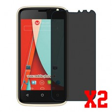 Maxwest Astro X4 Screen Protector Hydrogel Privacy (Silicone) Two Units Screen Mobile