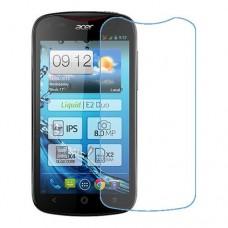 Acer Liquid E2 One unit nano Glass 9H screen protector Screen Mobile