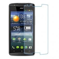 Acer Liquid E700 One unit nano Glass 9H screen protector Screen Mobile