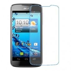 Acer Liquid Gallant Duo One unit nano Glass 9H screen protector Screen Mobile