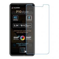 Allview P10 Style One unit nano Glass 9H screen protector Screen Mobile