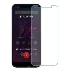 Allview Soul X5 Mini One unit nano Glass 9H screen protector Screen Mobile