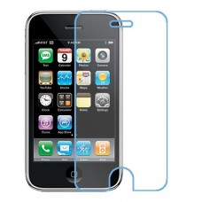 Apple iPhone 3G - 3GS One unit nano Glass 9H screen protector Screen Mobile