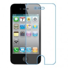 Apple iPhone 4 One unit nano Glass 9H screen protector Screen Mobile
