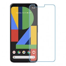 Google Pixel 4 XL One unit nano Glass 9H screen protector Screen Mobile