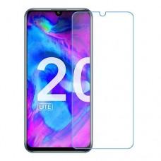 Honor 20 lite One unit nano Glass 9H screen protector Screen Mobile