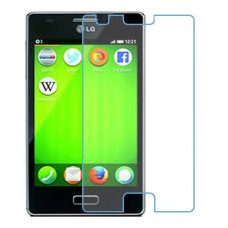 LG Fireweb One unit nano Glass 9H screen protector Screen Mobile