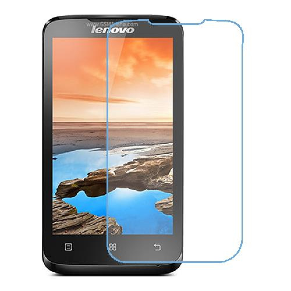 Lenovo A316i One unit nano Glass 9H screen protector Screen Mobile