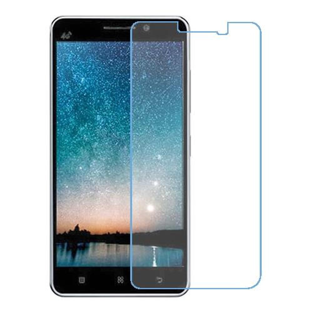 Lenovo A3900 One unit nano Glass 9H screen protector Screen Mobile