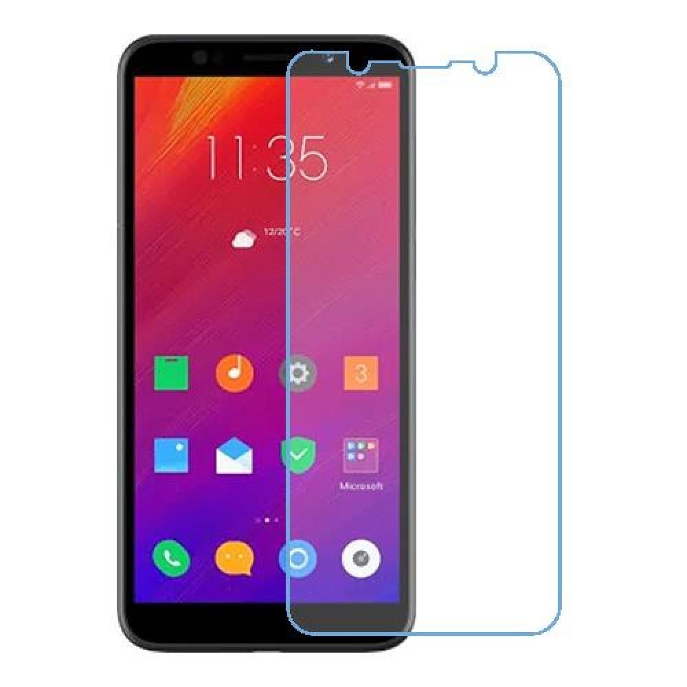 Lenovo A5 One unit nano Glass 9H screen protector Screen Mobile