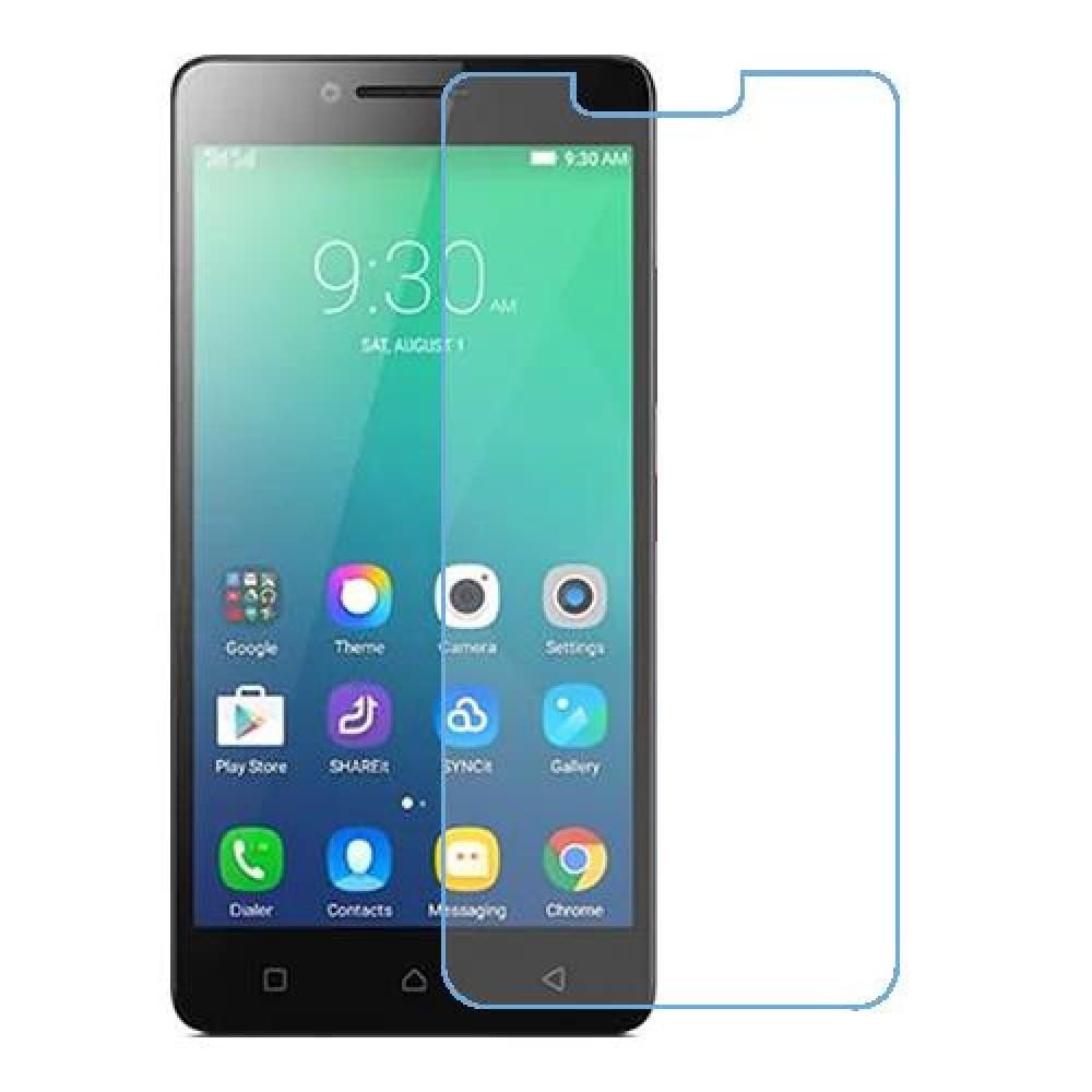 Lenovo A6000 One unit nano Glass 9H screen protector Screen Mobile