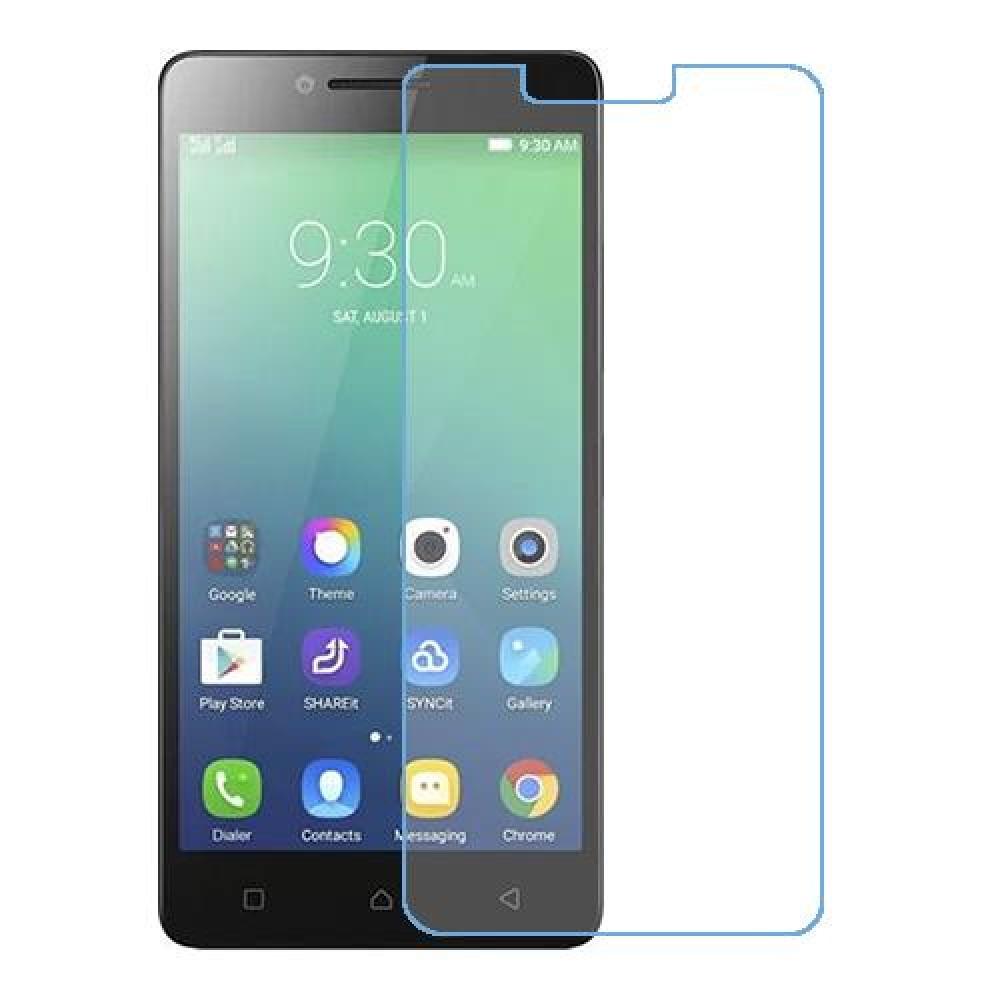 Lenovo A6010 One unit nano Glass 9H screen protector Screen Mobile