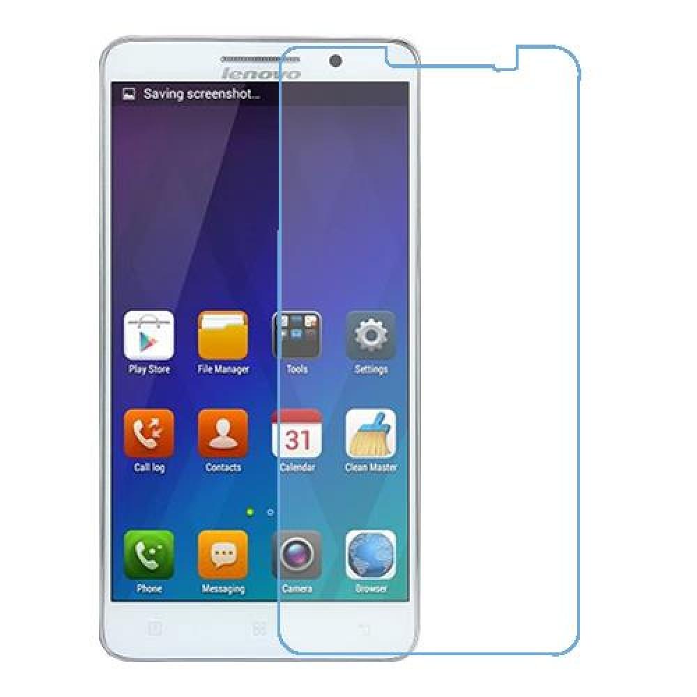 Lenovo A616 One unit nano Glass 9H screen protector Screen Mobile