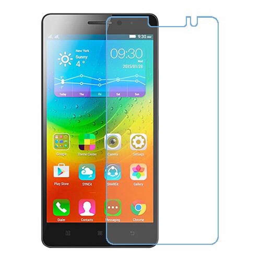 Lenovo A7000 Plus One unit nano Glass 9H screen protector Screen Mobile