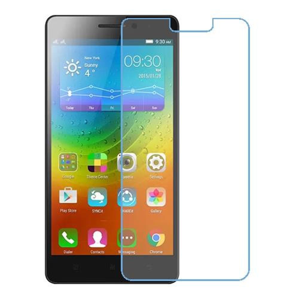 Lenovo A7000 One unit nano Glass 9H screen protector Screen Mobile