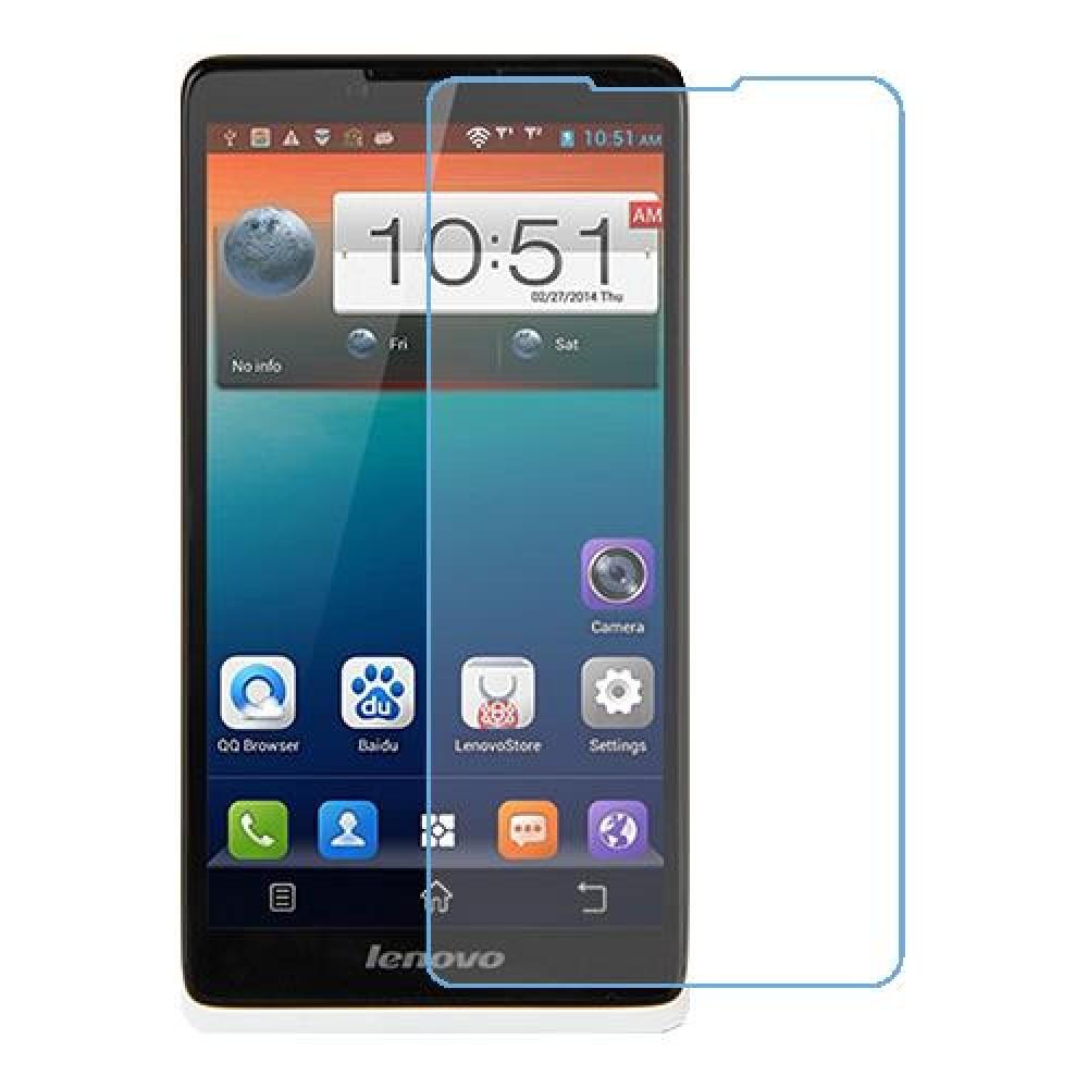 Lenovo A889 One unit nano Glass 9H screen protector Screen Mobile