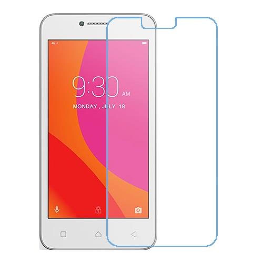Lenovo B One unit nano Glass 9H screen protector Screen Mobile
