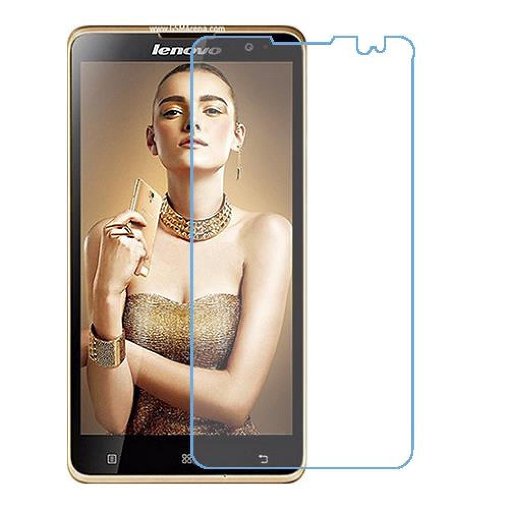 Lenovo Golden Warrior S8 One unit nano Glass 9H screen protector Screen Mobile