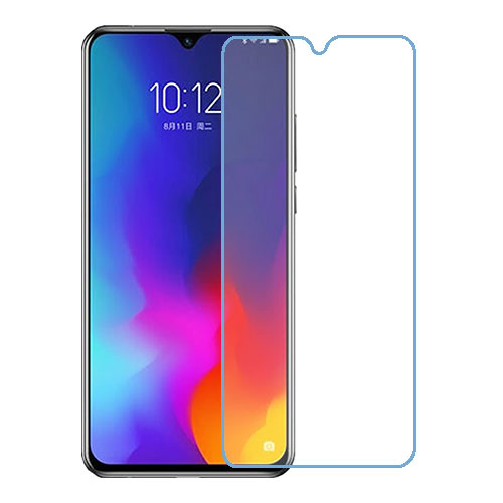 Lenovo K10 Note One unit nano Glass 9H screen protector Screen Mobile