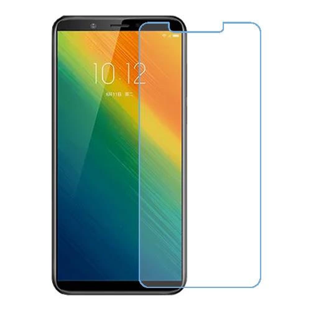 Lenovo K5 Note (2018) One unit nano Glass 9H screen protector Screen Mobile