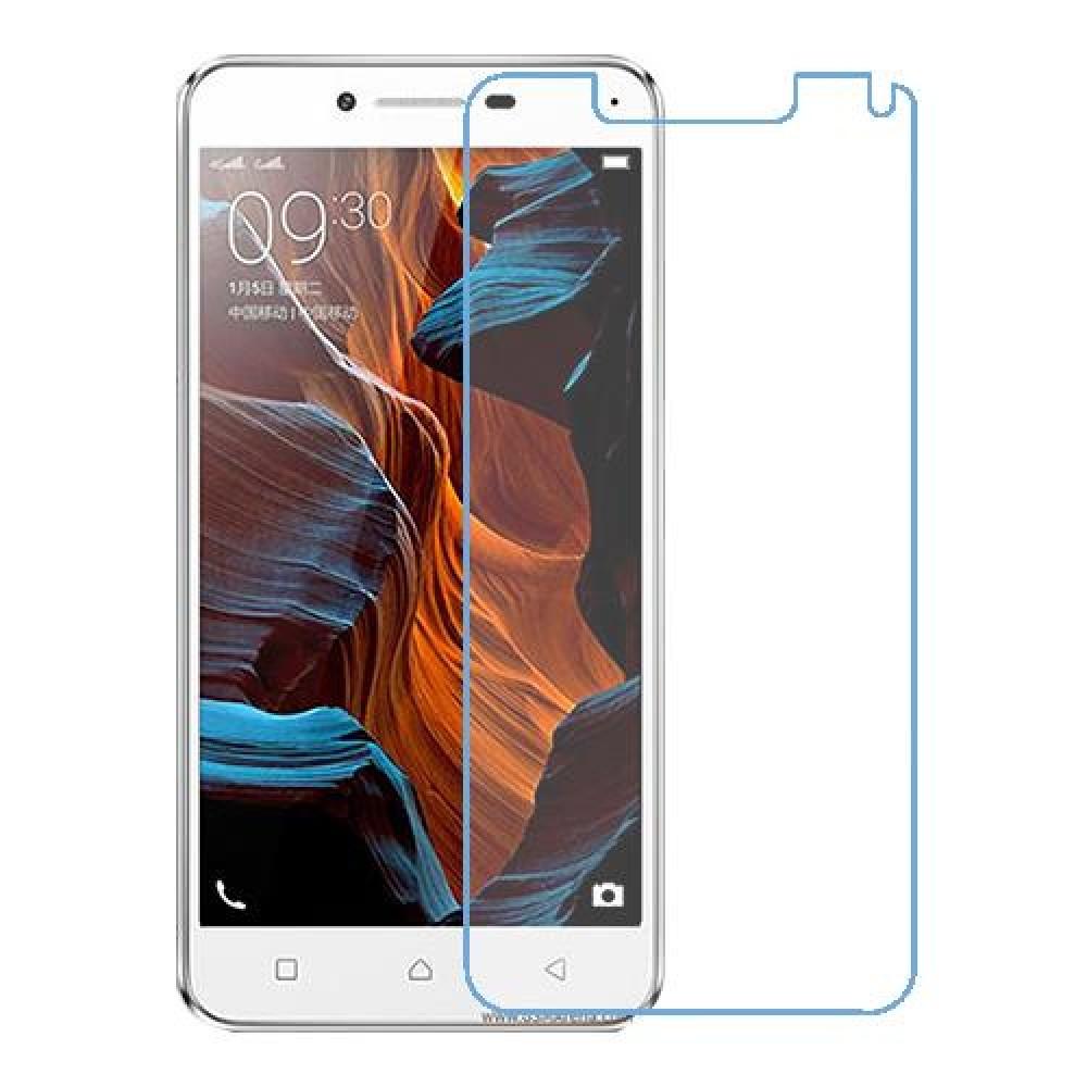 Lenovo Lemon 3 One unit nano Glass 9H screen protector Screen Mobile