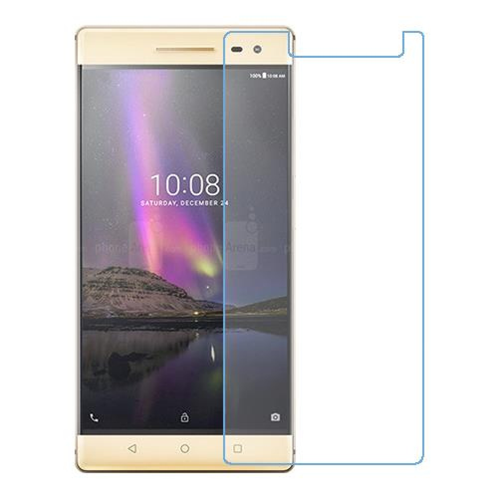 Lenovo Phab2 Pro One unit nano Glass 9H screen protector Screen Mobile