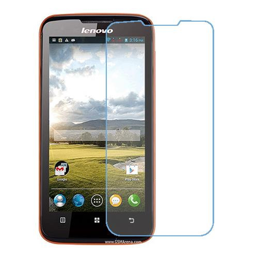 Lenovo S750 One unit nano Glass 9H screen protector Screen Mobile