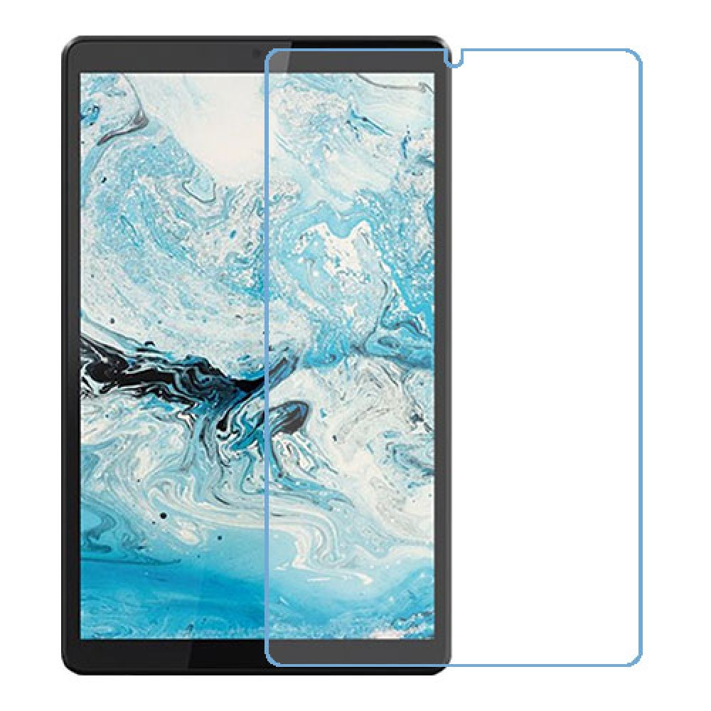 Lenovo Tab M8 (FHD) One unit nano Glass 9H screen protector Screen Mobile