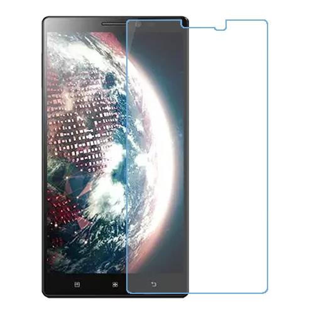 Lenovo Vibe Z2 Pro One unit nano Glass 9H screen protector Screen Mobile