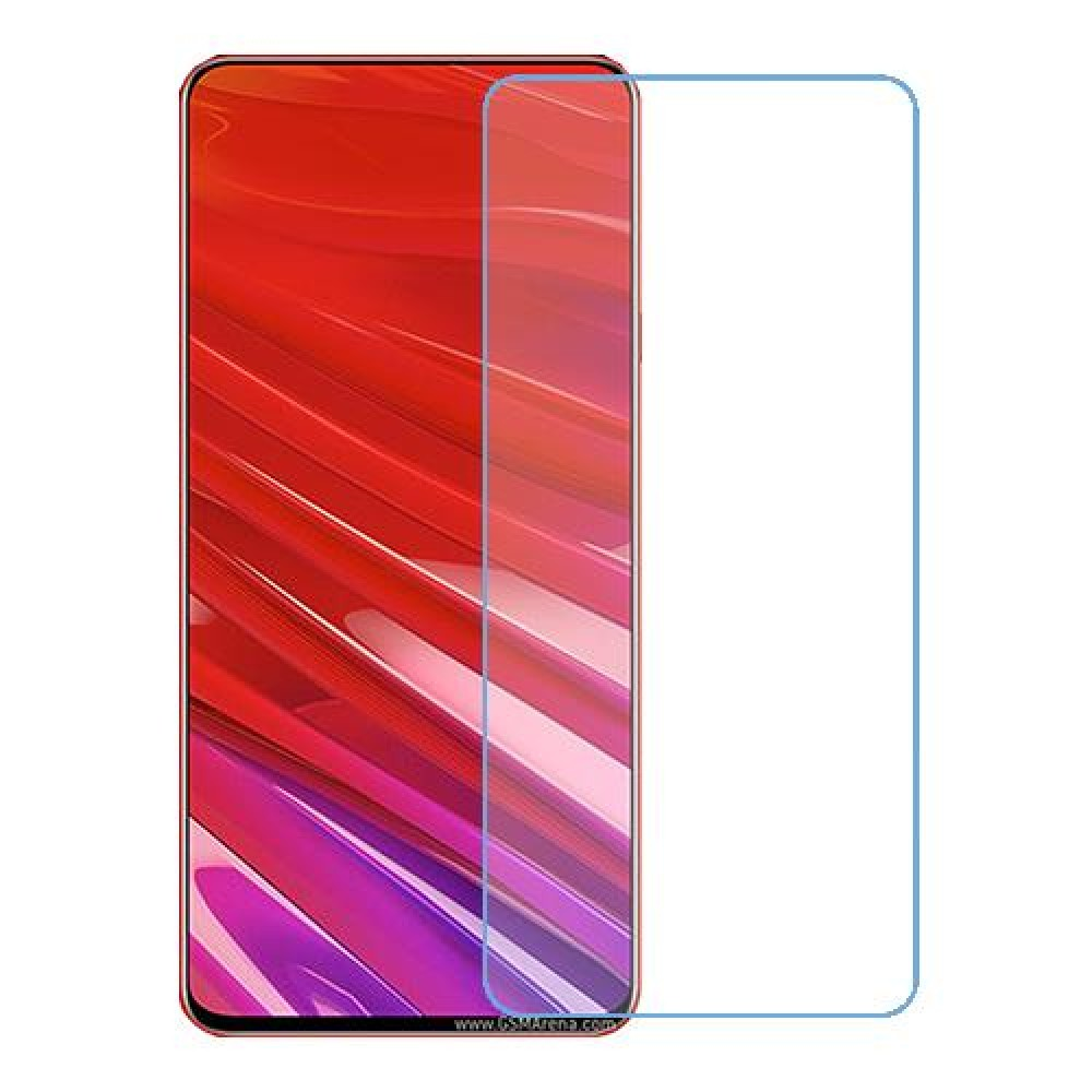 Lenovo Z5 Pro GT One unit nano Glass 9H screen protector Screen Mobile