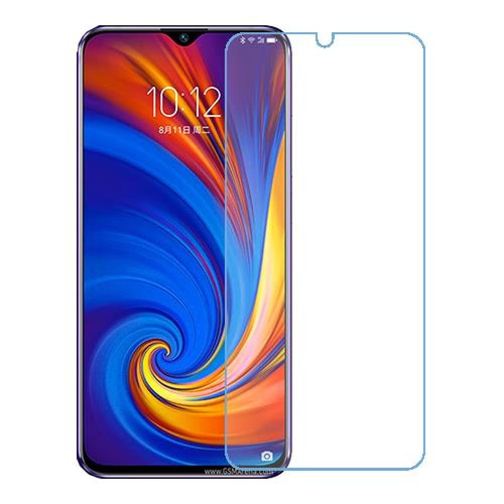 Lenovo Z5s One unit nano Glass 9H screen protector Screen Mobile