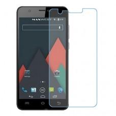 Maxwest Nitro 55M One unit nano Glass 9H screen protector Screen Mobile