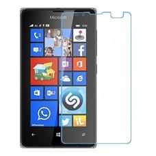 Microsoft Lumia 435 One unit nano Glass 9H screen protector Screen Mobile