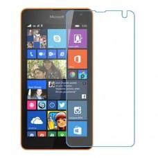 Microsoft Lumia 535 Dual SIM One unit nano Glass 9H screen protector Screen Mobile