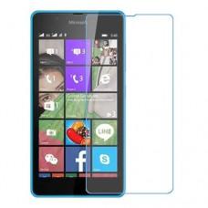 Microsoft Lumia 540 Dual SIM One unit nano Glass 9H screen protector Screen Mobile