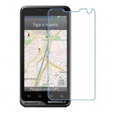 Motorola ATRIX TV XT682 One unit nano Glass 9H screen protector Screen Mobile