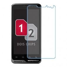 Motorola ATRIX TV XT687 One unit nano Glass 9H screen protector Screen Mobile