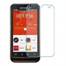Motorola DEFY XT XT556 One unit nano Glass 9H screen protector Screen Mobile