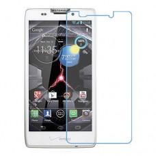 Motorola DROID RAZR HD One unit nano Glass 9H screen protector Screen Mobile