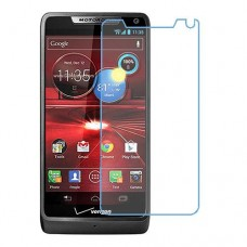 Motorola DROID RAZR M One unit nano Glass 9H screen protector Screen Mobile