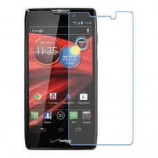 Motorola DROID RAZR MAXX HD One unit nano Glass 9H screen protector Screen Mobile