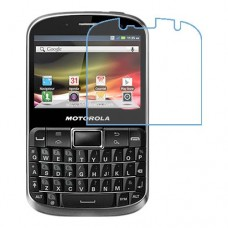 Motorola Defy Pro XT560 One unit nano Glass 9H screen protector Screen Mobile